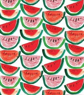 ysm, watermelon and wallpaper