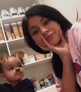 kylie and kylie jenner