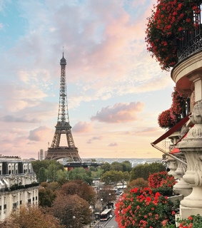travel, summer and eiffel tower