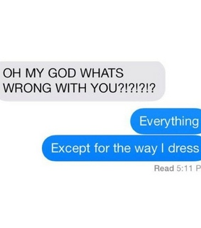 quotes, dress and iphone