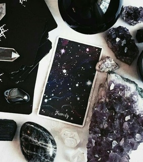 oracle reading, witch and oracle card