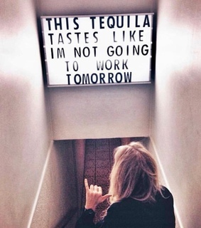funny, quotes and tequila