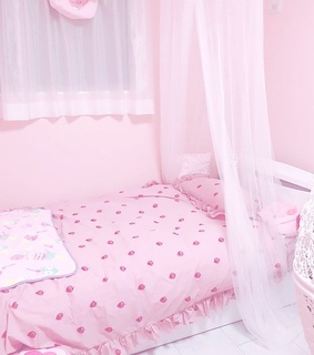 bedroom, bed and room
