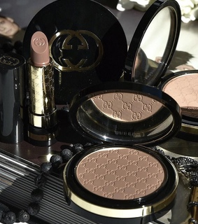 gucci, beauty and makeup