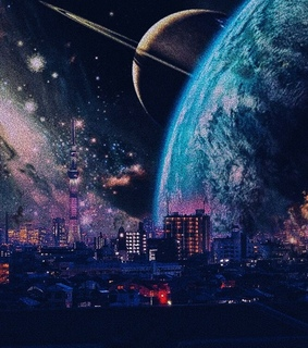 planets, space and aesthetics