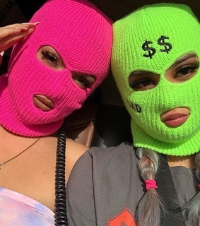 cyber ghetto, style and makeup