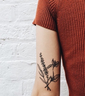tattoo, style and ink