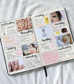 journal, bullet journal and bujo