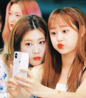 chuu, loona and previews