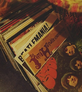 music, aesthetic and beatles