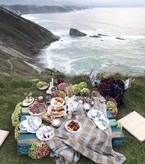summer, picnic and relaxation