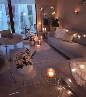 home, living room and interior design