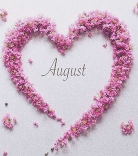 hallo august, hello august and monat