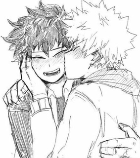 bakudeku, bakugou and my hero academia