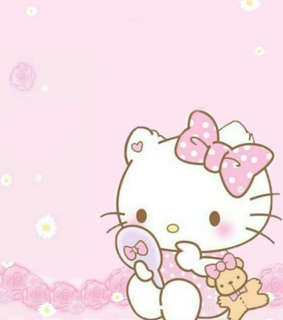 pastel pink, kawaii and sanrio