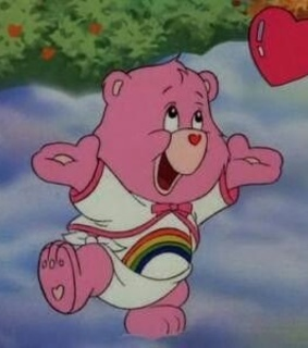 love, aesthetic and care bears