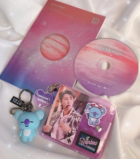 bt21, bts merch and koya