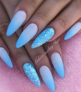 summer, nails design and nails