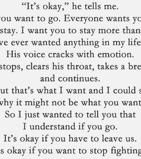 quote, book quotes and if i stay