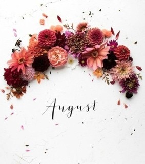 agosto, belleza and August