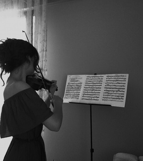 violin, music and music is my life