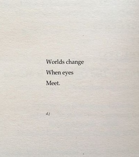 words, eyes and chance
