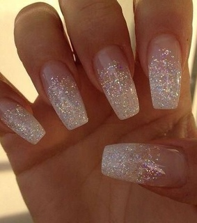 pretty, want and nails