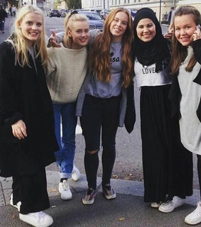friends, vilde and fashion