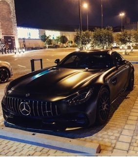 mercedes, cars and black