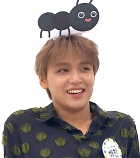 nct icons, donghyuck and nct dream