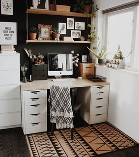 home, office and decor
