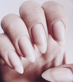 long nails, lady and nails