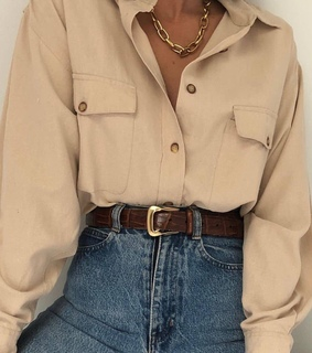 jewelry, gold and jeans