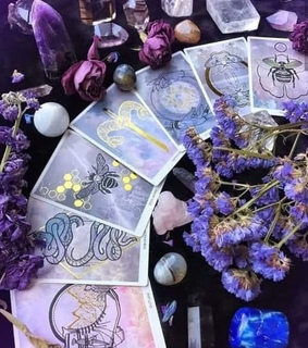 crystals, witchy and wicca