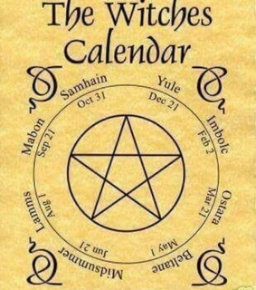 samhain, midsummer and witchy
