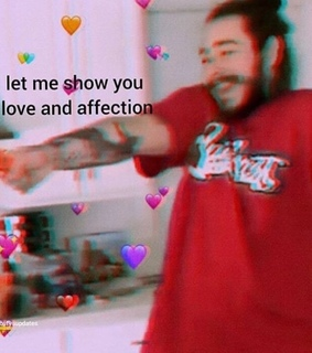 love, post malone and affection
