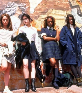 The Craft, 90's and girls