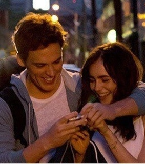 sam claflin, lilly colins and romantic