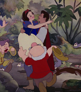 disney and snow white