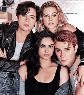kj, bughead and varchie