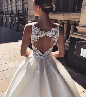 gown, wedding gown and bride