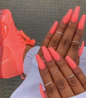 neon, beauty and fashion