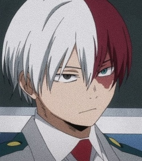 red, anime and bnha
