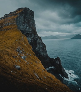 faroe islands, photography and nature