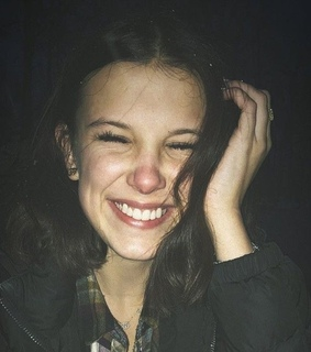 cutie, millie bobby brown and smile