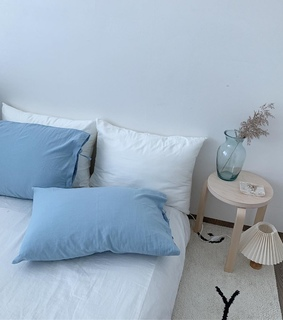 room, pale and pastel