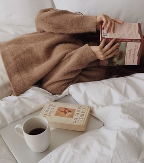 reading, aesthetic and life