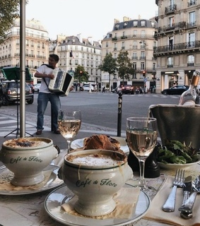 beige, travel and cafe