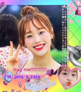 edit, messy and chuu