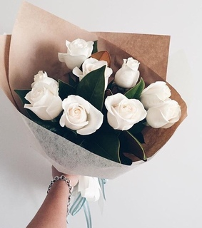 flowers, bouquet and cute